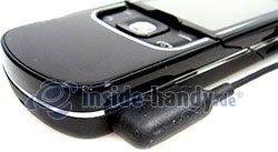 Nokia 8600 Luna: Anschluss