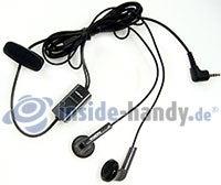 Nokia 8600 Luna: Headset