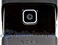 Nokia 8600 Luna: Kamera