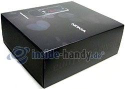 Nokia 8600 Luna: Verpackung