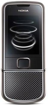 Nokia 8800 Carbon Arte Datenblatt - Foto des Nokia 8800 Carbon Arte