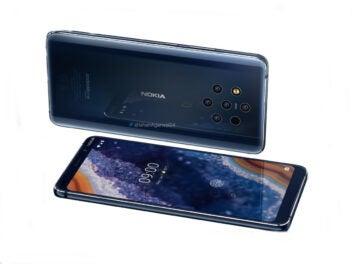 Nokia 9 Gerücht vorne und hinten