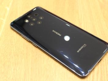 Das Smartphone Nokia 9 PureView