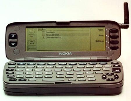 Nokia 9000 Communikation