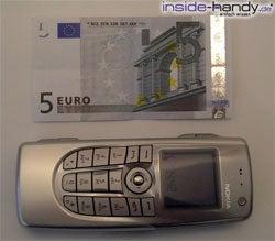 Nokia 9300 - größe