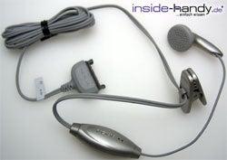 Nokia 9300 - Headset