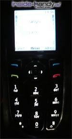 Nokia 9300 - im dunkelen