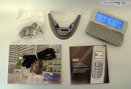 Nokia 9300 - Lieferumfang