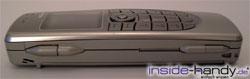 Nokia 9300 - seitlich