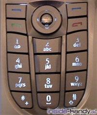 Nokia 9300 - Tatstatur