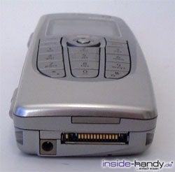 Nokia 9300 - von unten