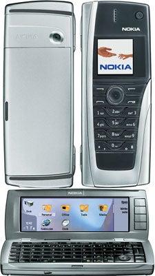 Nokia 9500 Datenblatt - Foto des Nokia 9500