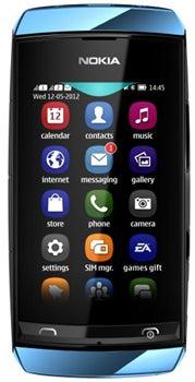 Nokia Asha 305 Datenblatt - Foto des Nokia Asha 305