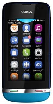 Nokia Asha 311 Datenblatt - Foto des Nokia Asha 311