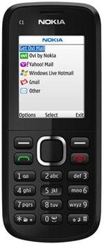 Nokia C1-02 Datenblatt - Foto des Nokia C1-02