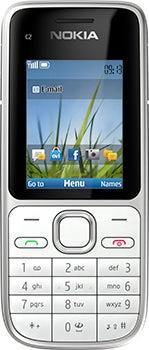 Nokia C2-01 Datenblatt - Foto des Nokia C2-01