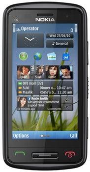 Nokia C6-01 Datenblatt - Foto des Nokia C6-01