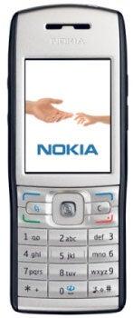 Nokia E50 ohne Kamera Datenblatt - Foto des Nokia E50 ohne Kamera