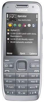 Nokia E52 Datenblatt - Foto des Nokia E52