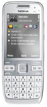 Nokia E55 Datenblatt - Foto des Nokia E55