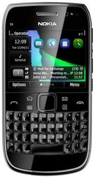 Nokia E6-00 Datenblatt - Foto des Nokia E6-00