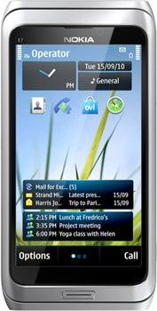 Nokia E7-00 Datenblatt - Foto des Nokia E7-00