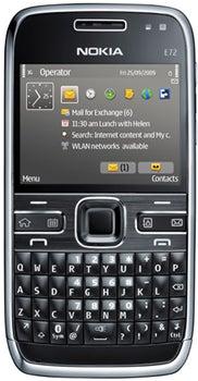 Nokia E72 Datenblatt - Foto des Nokia E72