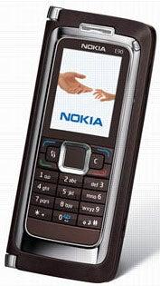 Nokia E90 Datenblatt - Foto des Nokia E90