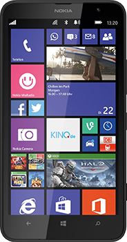 Nokia Lumia 1320 Datenblatt - Foto des Nokia Lumia 1320