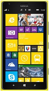 Nokia Lumia 1520 Datenblatt - Foto des Nokia Lumia 1520