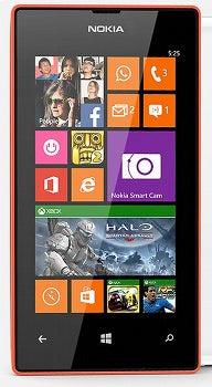 Nokia Lumia 525 Datenblatt - Foto des Nokia Lumia 525