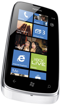 Nokia Lumia 610 Datenblatt - Foto des Nokia Lumia 610