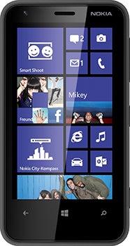Nokia Lumia 620 Datenblatt - Foto des Nokia Lumia 620