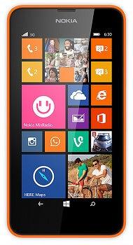 Nokia Lumia 630 Dual SIM Datenblatt - Foto des Nokia Lumia 630 Dual SIM