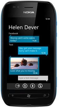 Nokia Lumia 710 Datenblatt - Foto des Nokia Lumia 710