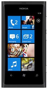 Nokia Lumia 800 Datenblatt - Foto des Nokia Lumia 800