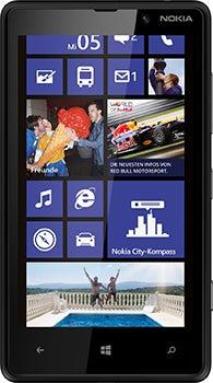 Nokia Lumia 820 Datenblatt - Foto des Nokia Lumia 820