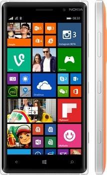 Nokia Lumia 830 Datenblatt - Foto des Nokia Lumia 830
