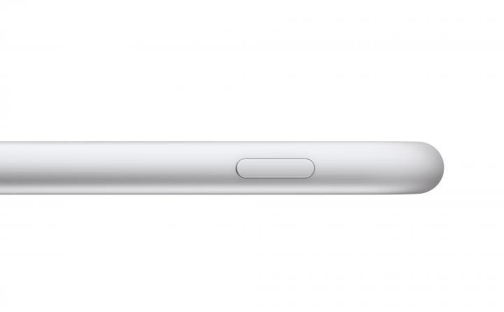 Nokia N1 Seitentaste