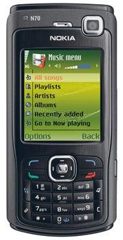 Nokia N70 Musik Edition