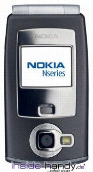 Nokia N71 Datenblatt - Foto des Nokia N71