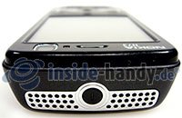Nokia N73 Musik Edition: Draufsicht oben
