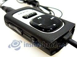 Nokia N73 Musik Edition: Fernbedienung
