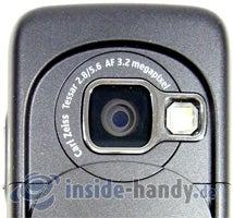 Nokia N73 Musik Edition: Kamera