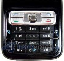 Nokia N73 Musik Edition: Tastatur