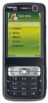 Nokia N73 Musik Edition