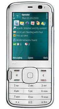 Nokia N79 Datenblatt - Foto des Nokia N79
