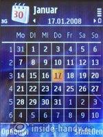 Nokia N81: Kalender