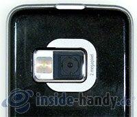 Nokia N81: Kamera