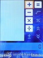 Nokia N81: Rechner